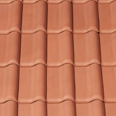 Field tile natural red