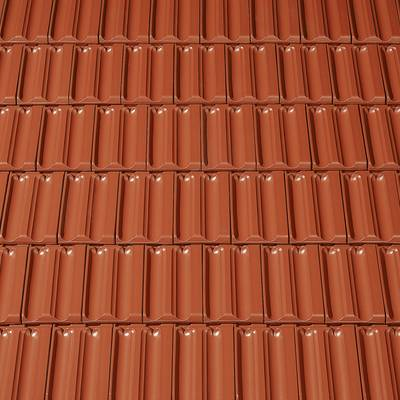 RATIO HÖN Field tile NUANCE copper red engobed
