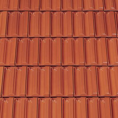 RATIO HÖN Field tile FINESSE red glazed